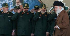Entführungsverdacht: les Iraniens remorquage Pétrolier Riah dans le Golfe à partir de