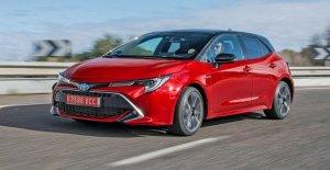Essai: Toyota Corolla Compact Hybride