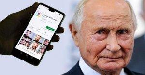 FaceApp de la Russie: Permet à Poutine de nous tous l'air vieux?