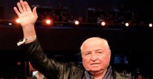 French Boxe Award: Ulli Wegner obtient HERQUL pour la Vie