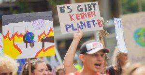 Fridays for Future à Mannheim: pour la Première fois, les Amendes en raison de Schwänzerei!