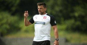Hallescher FC: Vaincu Ziegner son Ouverture Malédiction?