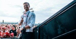 Joko Winterscheidt obtient Job-Offre de la Formule 1