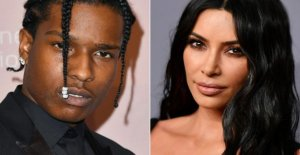 Kim Kardashian demande Trump pour obtenir de l'Aide pour les détenus, le Rappeur ASAP Rocky