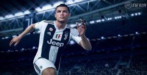 La Juventus lors De FIFA20: Electronic-Arts, l'Action perd de la Valeur