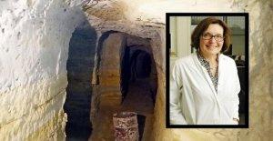 La crète: le Meurtre du Docteur Suzanne Eaton a été votre Cadavre dans la Nazi-Grotte mutilé?