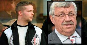 L'affaire du meurtre Lübcke - Tir de l'Avis débité Néonazis Stephan Sérieux
