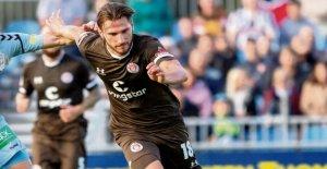 L'attaquant Diamantakos du FC St Pauli: Je veux de la Concurrence!