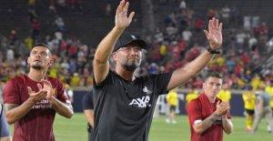 Le Borussia Dortmund Liverpool-Jürgen Klopp, Entraîneur fait l'éloge de DORTMUND