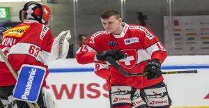 Le Hockey de Transfert de Classement: CEC est sous Pression - Vue
