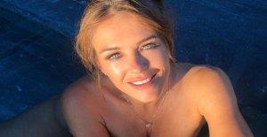 Liz Hurley (54): Nu dans la rupture de tir!