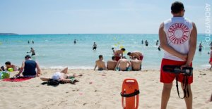 Majorque: Touriste Allemand (39) sur la plage de Playa de Palma, à proximité de Tueur noyé
