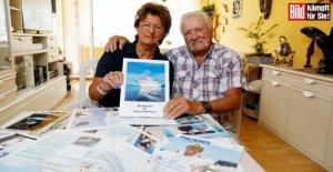 Maladie, au lieu de Croisière: Grâce à l'IMAGE, nous avons eu 10 400 Euro