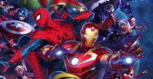 Marvel Ultimate Alliance 3: Joyeux Héros de bande-Dessinée-Bagarre pour Switch