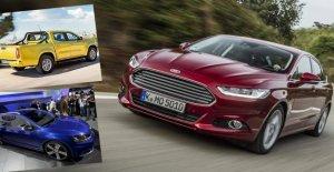 Mercedes, Ford, VW: Avec ces Modèles est bientôt la Fin!