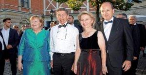 Merkel, AKK et de la Leyen, Derrière chaque de la CDU, Gagnante est un Homme fort
