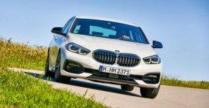 Nouvelle BMW série 1: la Première Voiture à Traction avant
