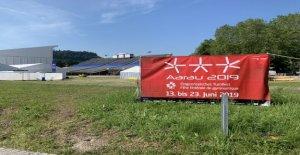 Police cantonale d'Argovie, est à la recherche de Prédateurs - Vue