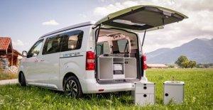 Pössl Vanster: camping-car coûte 6000 Euros de moins que sa Base