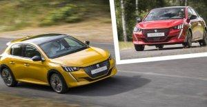 Rover Peugeot 208 e-208: Quel Entraînement darfs-il?