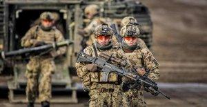 SPD mobilise contre l'Armée allemande
