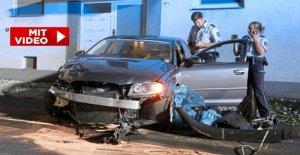 Siegburg: Ivre Retraités construit plusieurs Accidents