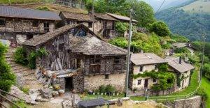 Suisse: le Village de Indemini vend des Maisons pour une symbolique de Francs Suisses