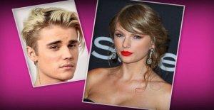 Taylor Swift, Justin Bieber sexcuse...