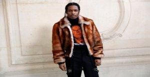 Trump veut A$AP Rocky de la Suède Prison obtenir - Vue