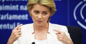 Ursula Von der Leyen: pense de la Sorte, le Monde de l'allemagne au Sommet de l'Europe