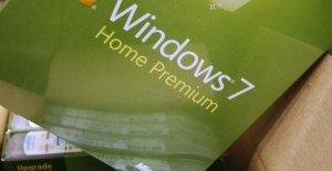 Windows 7 à la Fin de Microsoft arrête...