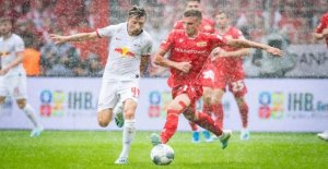 1. Bundesliga: Union Berlin – Leipzig 0:4: Union Berlin, va Trombe baden