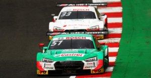 500. DTM-la Course au Lausitzring - Audi: Scheider fait mal!