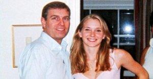 Abus Scandale pour le virus d'Epstein: Hauptzeugin débité le Prince Andrew
