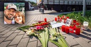 Accident sur le lieu de Repos: les Fans de la commémoration de Ingo Kantorek de 50667 Cologne