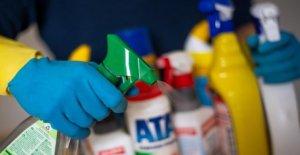 Alltagsfrage - Comment recycler en fait, les produits de nettoyage correctement?