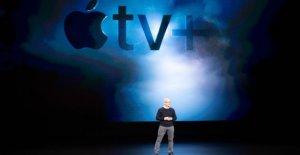 Apple TV+: Nouvelle Vidéo en Streaming Novembre démarrer