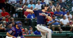 Baseball: Max Kepler rompt 68 Ans MLB Record
