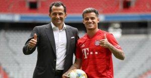 Bayern Munich: Philippe Coutinho – ainsi l'a convaincu de Brazzo d'un Changement