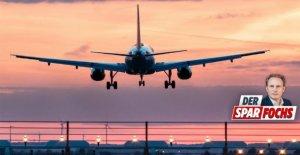 Billets d'avion: Truc de Fou, avec la Réservation d'économiser de l'Argent
