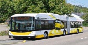 Bus pour 5 ans, de Schaffhouse Schwarzfahrerin annulé - Vue