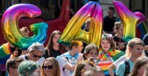 CSD-Week-end - des Milliers de demander de l'Acceptation et de la Diversité