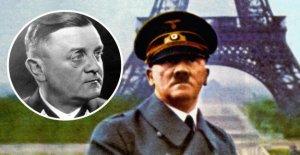 Contre Hitler Plans: Nazi-General a sauvé Paris de la Destruction