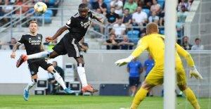 Coupe d'ALLEMAGNE: Saint-Pauli contre Francfort, HSV-coup double contre Stuttgart