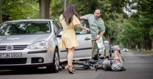 Danger pour les Cyclistes par ouverture des Portes - utilisez déjà le Hollandais Poignée?