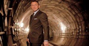 Daniel Craig en tant que 007: Producteurs trahi nouveau James Bond-Titre