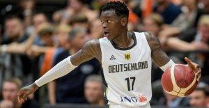 De basket-ball de la Supercoupe à Hambourg: Schröder-Gala contre la république Tchèque