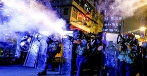 De hong kong, de Lutte pour la Liberté: des Centaines de milliers contre la Chine