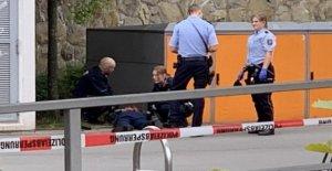 De la Gare à Iserlohn: Deux Personnes poignardé à Beziehungstat