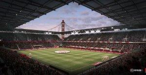 De nouveaux Stades, encore plus de baby - foot, Autant de Bundesliga est dans Fifa 20